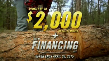 Can-Am Ready to Ride Sales Event TV Spot, 'Don't Miss Out' - Thumbnail 9