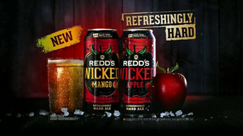 Redd's Wicked Apple Ale TV Spot, 'Steve-a-Rita' - Thumbnail 10