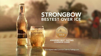 Strongbow Hard Cider TV Spot, 'Award' Featuring Patrick Stewart - Thumbnail 7
