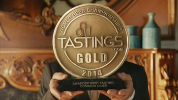 Strongbow Hard Cider TV Spot, 'Award' Featuring Patrick Stewart - Thumbnail 3