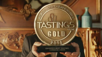 Strongbow Hard Cider TV Spot, 'Award' Featuring Patrick Stewart - Thumbnail 4