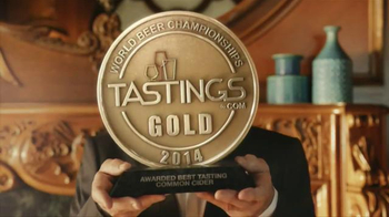 Strongbow Hard Cider TV Spot, 'Award' Featuring Patrick Stewart - Thumbnail 6