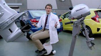 Honda Dream Garage Sales Event TV Spot, 'Launch' - 277 commercial airings
