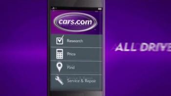 Cars.com TV Spot, 'The Big Announcement' - Thumbnail 9