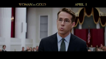 Woman in Gold - 1096 commercial airings