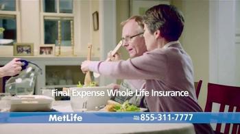 MetLife TV Spot, 'Dinner Party' - Thumbnail 6