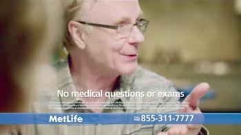 MetLife TV Spot, 'Dinner Party' - Thumbnail 8