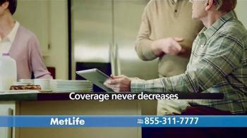 MetLife TV Spot, 'Dinner Party' - Thumbnail 9