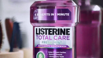 Listerine Total Care TV Spot, 'Mensajes' [Spanish] - Thumbnail 5