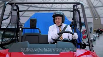 Honda Dream Garage Sales Event: 2015 Pilot 2WD LX TV Spot, 'Dream Deals' - Thumbnail 7