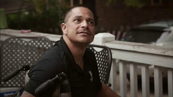 Wounded Warrior Project TV Spot, 'Step Up' - Thumbnail 9