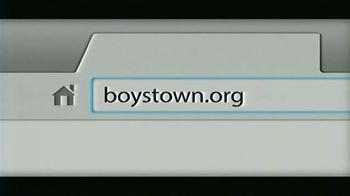 Boys Town TV Spot, 'Parenting' Featuring Josh Temple - Thumbnail 4