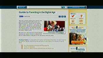 Boys Town TV Spot, 'Parenting' Featuring Josh Temple - Thumbnail 5