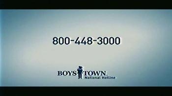 Boys Town TV Spot, 'Parenting' Featuring Josh Temple - Thumbnail 6