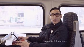 University of Utah TV Spot, 'Make History' - Thumbnail 10