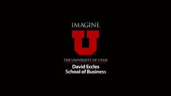University of Utah TV Spot, 'Make History' - Thumbnail 9