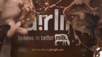 Fairlife Chocolate Milk TV Spot, 'Believe in Better' - Thumbnail 10