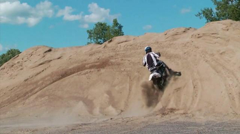 Amsoil Synthetic Dirt Bike Oil TV Spot, 'Superior Wear Protection'