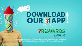 7-Eleven App TV Spot, 'Cup Heads' - Thumbnail 9
