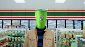 7-Eleven App TV Spot, 'Cup Heads' - Thumbnail 3