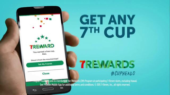 7-Eleven App TV Spot, 'Cup Heads' - Thumbnail 8