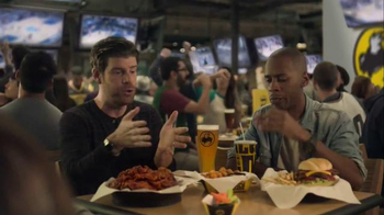 Buffalo Wild Wings Cheese Curds TV Spot, 'The Cinderella Story of Food' - Thumbnail 4