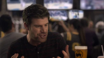 Buffalo Wild Wings Cheese Curds TV Spot, 'The Cinderella Story of Food' - Thumbnail 6