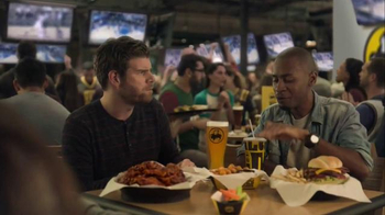 Buffalo Wild Wings Cheese Curds TV Spot, 'The Cinderella Story of Food' - Thumbnail 7
