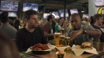 Buffalo Wild Wings Cheese Curds TV Spot, 'The Cinderella Story of Food' - 130 commercial airings