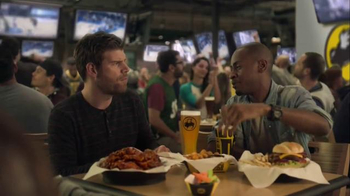 Buffalo Wild Wings Cheese Curds TV Spot, 'The Cinderella Story of Food' - Thumbnail 9