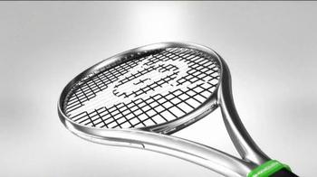 Dunlop iDAPT TV Spot, 'Customize Your Racket' - Thumbnail 5