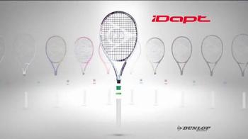 Dunlop iDAPT TV Spot, 'Customize Your Racket' - Thumbnail 7