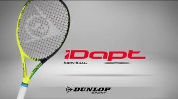 Dunlop iDAPT TV Spot, 'Customize Your Racket' - Thumbnail 9