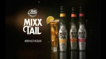 Bud Light MIXXTAIL TV Spot, 'Bring the Bar' Song by New Politics - Thumbnail 10