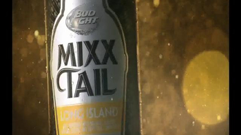Bud Light MIXXTAIL TV Spot, 'Bring the Bar' Song by New Politics
