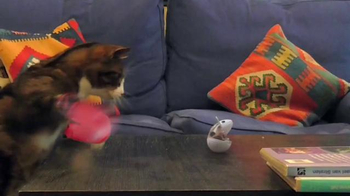 Temptations Snacky Mouse TV Spot, 'Cat vs. Mouse' - Thumbnail 4