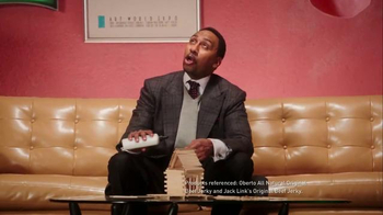 Oh Boy! Oberto TV Spot, 'Splinter' Feat. Richard Sherman, Stephen A. Smith - Thumbnail 4