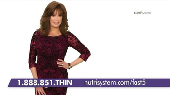 Nutrisystem Fast 5+ TV Spot, 'Feel the Difference' Featuring Marie Osmond - Thumbnail 8