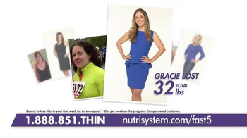 Nutrisystem Fast 5+ TV Spot, 'Feel the Difference' Featuring Marie Osmond - Thumbnail 4