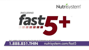 Nutrisystem Fast 5+ TV Spot, 'Feel the Difference' Featuring Marie Osmond - Thumbnail 5