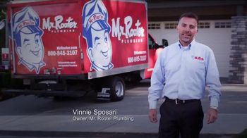 Mr. Rooter Plumbing TV Spot, 'Our Goal'