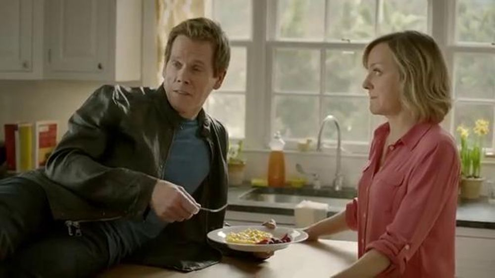 Incredible Egg Tv Commercial Wake Up To Eggs With Bacon Featuring Kevin Bacon Ispot Tv