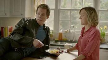 Incredible Egg TV Spot, 'Wake up to Eggs with Bacon' Featuring Kevin Bacon