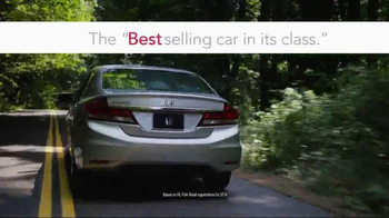 Honda Dream Garage Sales Event TV Spot, 'Our Latest Innovation: 2015 Civic' - Thumbnail 2