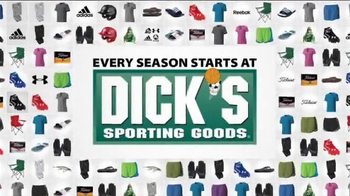 Dick's Sporting Goods Spring Savings TV Spot, 'Your Baseball Needs'