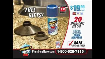 Plumber's Hero TV Spot, 'Clear Clogs Fast' - Thumbnail 4