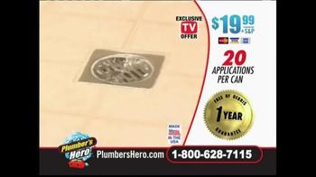 Plumber's Hero TV Spot, 'Clear Clogs Fast' - Thumbnail 5