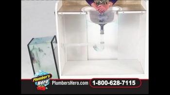 Plumber's Hero TV Spot, 'Clear Clogs Fast' - Thumbnail 6