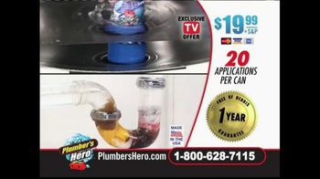 Plumber's Hero TV Spot, 'Clear Clogs Fast' - Thumbnail 7