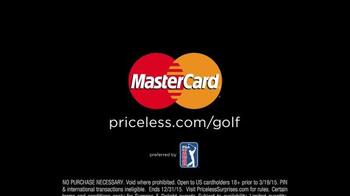 Mastercard TV Spot, 'Priceless Surprise: Brandt Snedeker' - Thumbnail 9